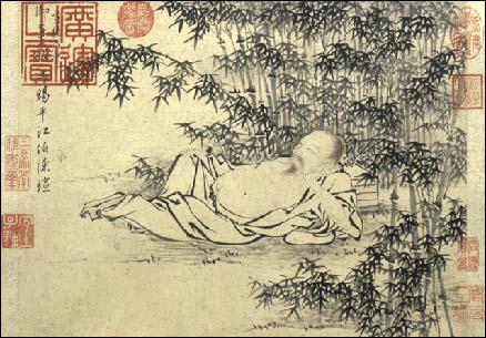 古典精品名画长廊 - 香儿 - .