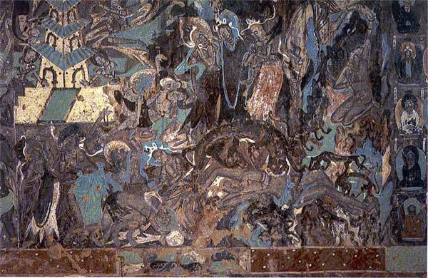 魅力敦煌 尊贵壁画⑴ - 香儿 - xianger