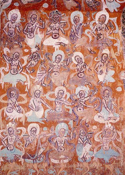 魅力敦煌 尊贵壁画⑷ - 香儿 - xianger